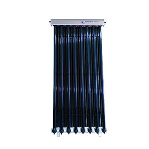 prisma pro 8 cpc zonnecollector vooraanzicht